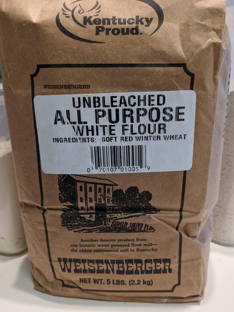 Weisenberger All-Purpose flour